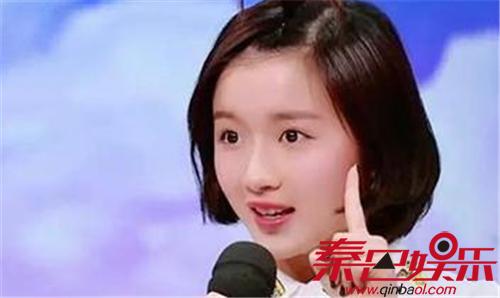 快乐大本营谭松韵表演吃盘子 李浩菲丫头被撤真是大快