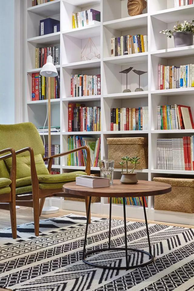 91自拍偷拍成人网_91㎡北欧风格,拥有一个室内图书馆~_搜狐科技_搜狐网