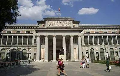 普拉多博物馆——马德里图片