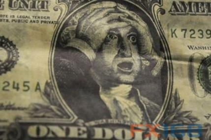 """隔夜暴涨昙花一现!美元为何开始跌了?专家点出美元一大""""命门"""""""