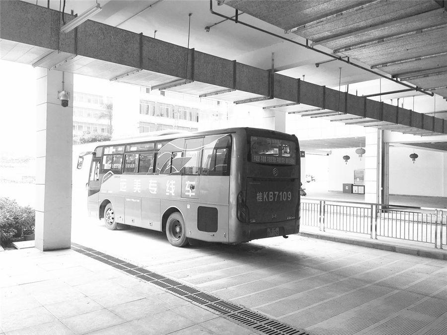 售票+餐饮+高铁无轨站接驳,玉林火车站地下通道大贯通