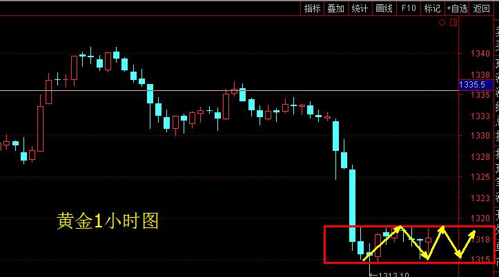 黄金暴跌原因_2.28黄金昨天暴跌原因以及后期走势