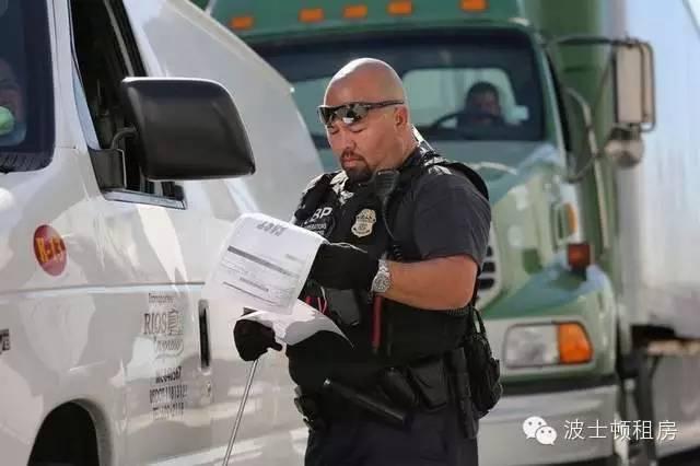 如何应对美国警察以及一些常识