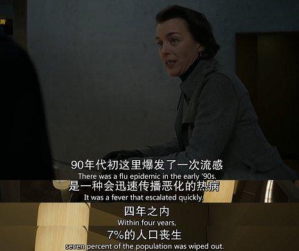 这部科幻的烧脑美剧,把大片剧拍成了谍战高分亚洲香港电视剧天蚕变粤语版图片