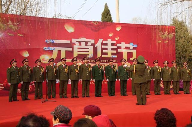 赏灯、表演嗨翻天,济南槐荫段北新春游园会闹元宵啦!