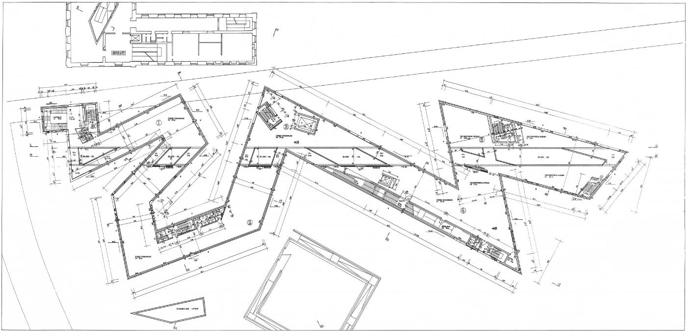 工程图 简笔画 平面图 手绘 线稿 1401_678