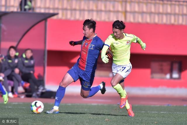 中国足球联赛体系