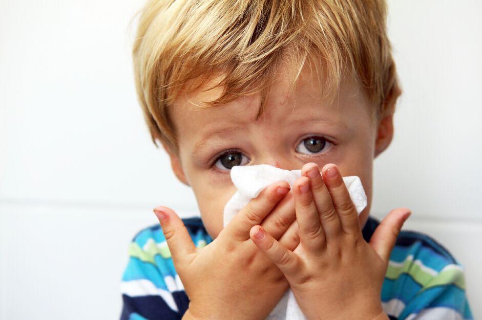 针灸治疗嗅觉失灵