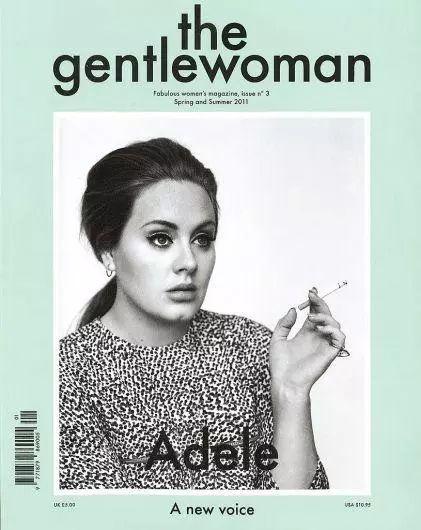 Gentlewoman唯一法则:gentle地做自己