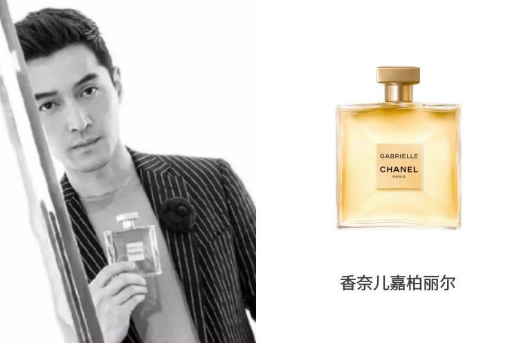 揭秘| 那些男明星们衷爱的香水