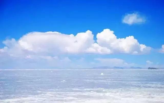 4月的纳木错,是这世上最美的湖!