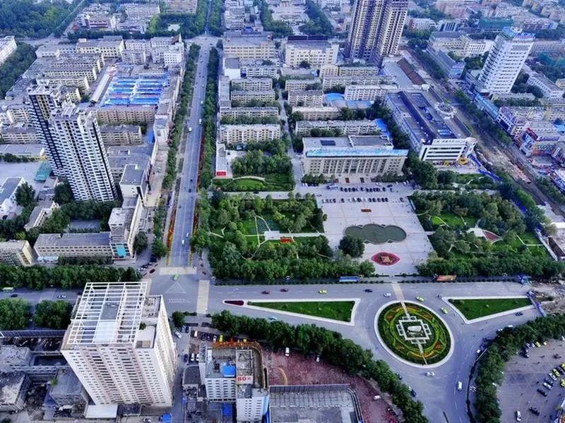 十三五期间新疆师市人口