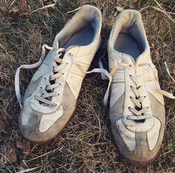 舟大大鞋会│食草系朋友! 一双老鞋请了解一下