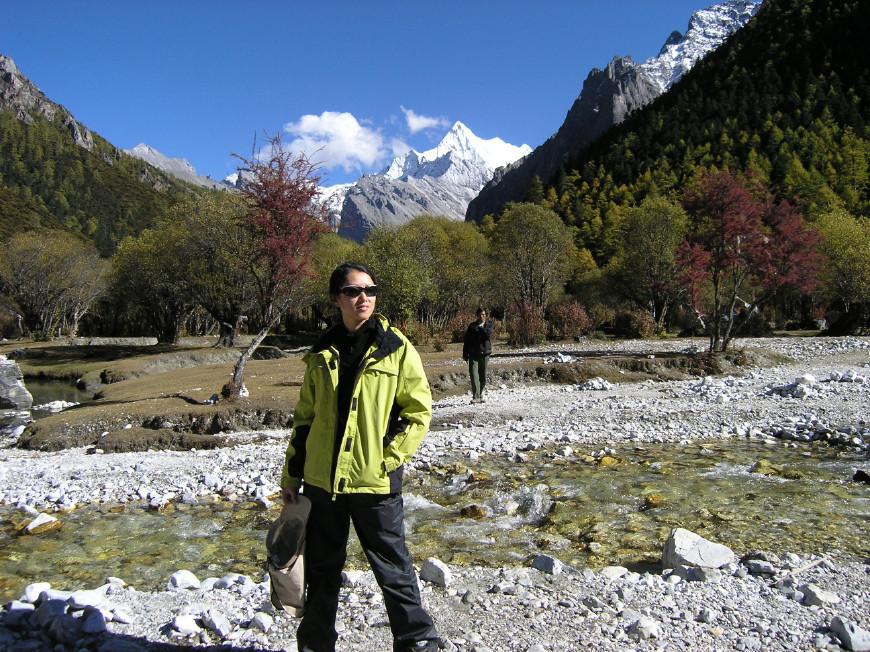 那座山叫贡嘎:从木里出发,这也是洛克寻访香格里拉的起点