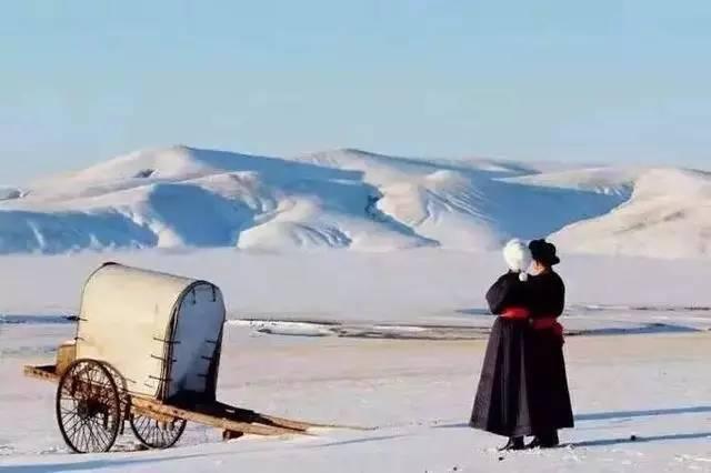 冬季陪你去呼伦贝尔看草原!