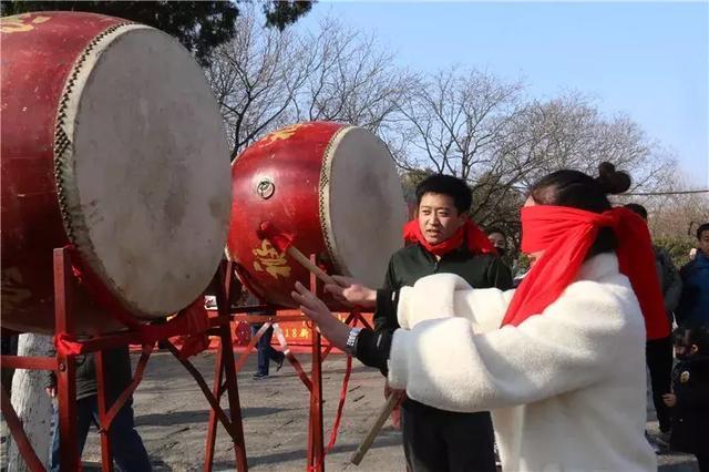济南千佛山欢乐祥和闹元宵,持续至3月4日!