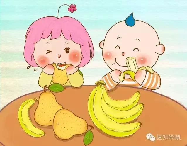 小孩发烧能吃水果_苹果蒸熟吃能治腹泻?给宝宝吃水果的这些技巧,每个家长都该懂!