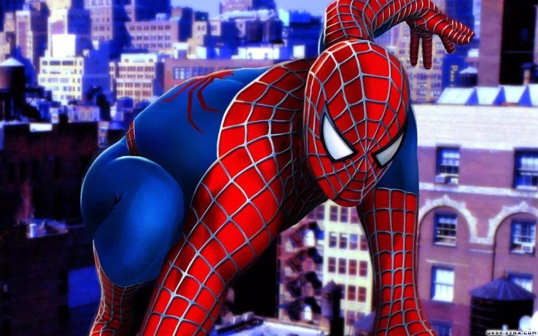 六大超级英雄造型的神秘人雷尔,619竟是最早的蜘蛛侠!