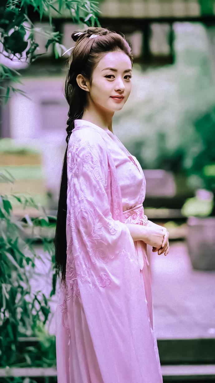 古装女星排行榜_最美古装女星排行榜:郑爽垫底,刘亦菲第二,第一当之无愧