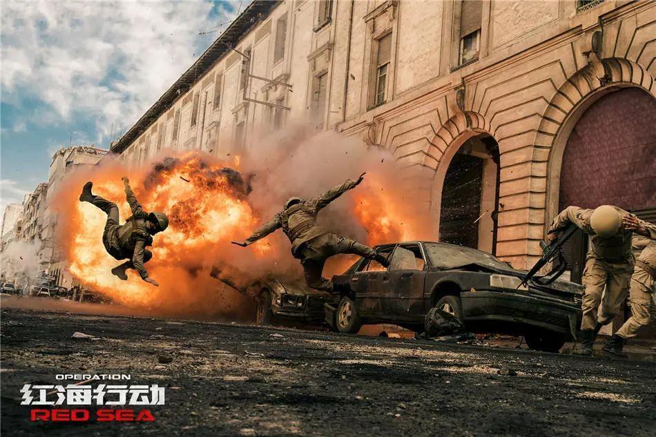 卡萨布兰卡,最燃电影《红海行动》的拍摄地