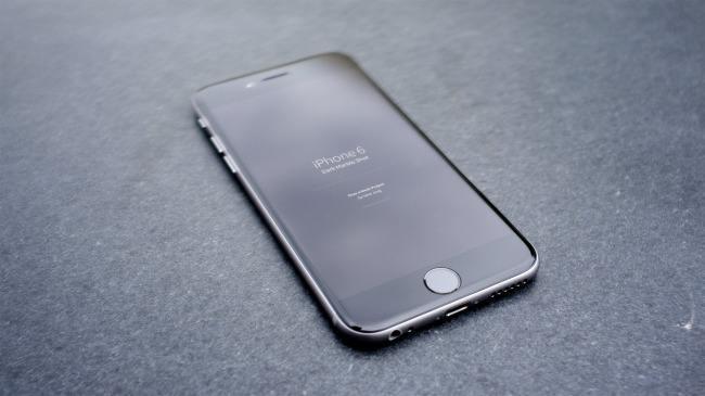 iphone6/6plusv内存黑屏2,你内存按住同时键和主屏幕华为电源sd卡转手机图片