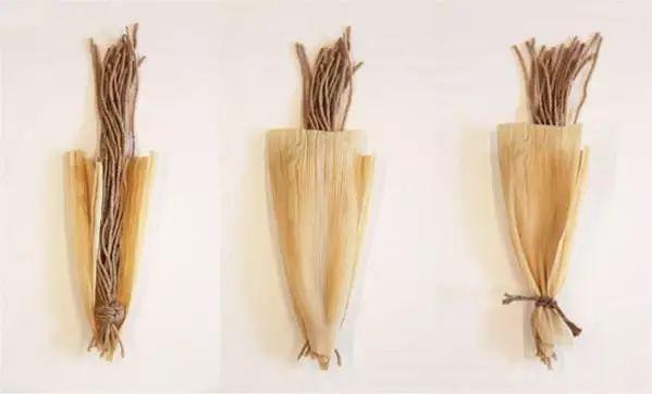 【手工环创】玉米皮也能高大上!手把手带你用玉米打造图片