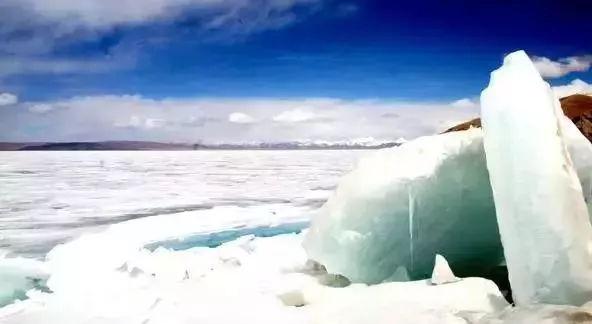4月的纳木错,澳门赌场haobc.vip:是这世上最美的湖!
