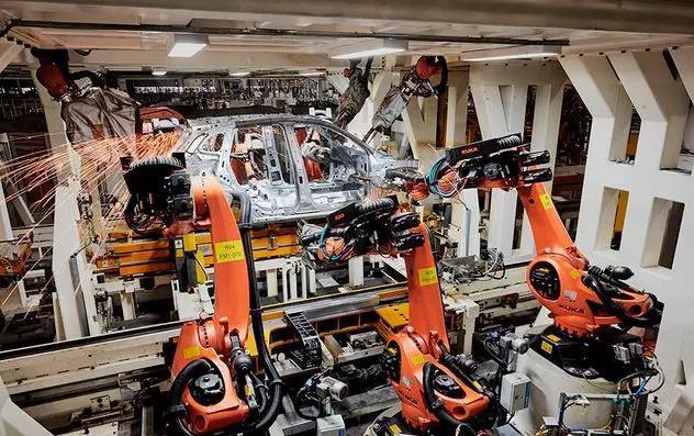 吹了7年的德国工业4.0,最后竟被宝沃搞起来了