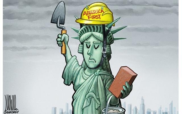纽市盘前:特朗普鼓吹贸易战重创美元,聚焦意国大选