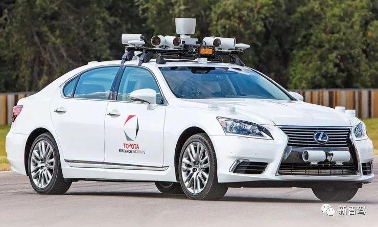 丰田投入28亿美元成立高级研发公司,专注自动驾驶软件研发