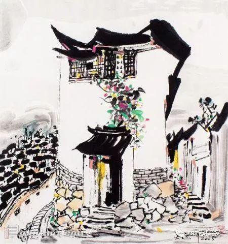 吴冠中 | 抄袭,是中华美术最显眼的景观 - 酷卖潮物~吧 - 酷卖潮物~吧