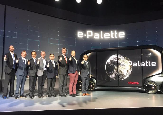 斥资28亿美元加注自动驾驶,日本汽车大厂丰田能后发先至吗?