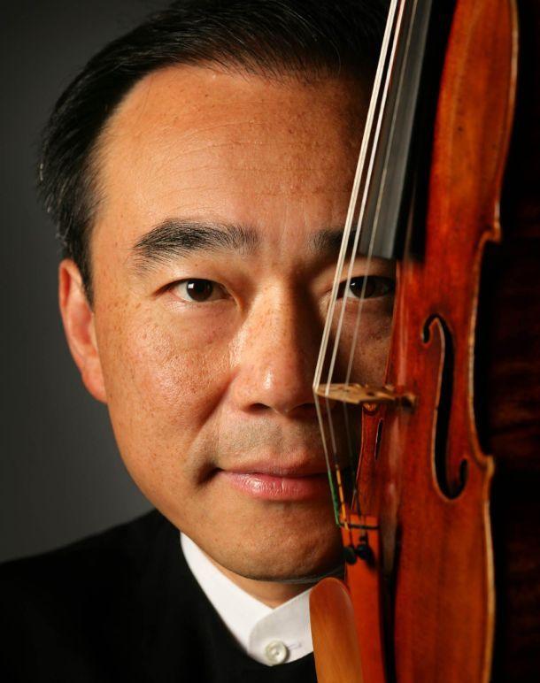 之叹的华裔小提琴大师,此次除了《辛德勒名单》,还将演奏有一定难度且图片