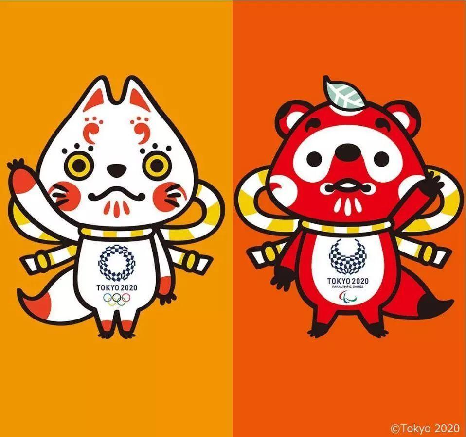 小学生参加了周三(2月28日)在东京品川区举行的奥运会吉祥物揭晓仪式图片