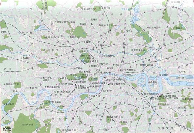 大伦敦人口_雄安新区的英国样本 半个世纪后,伦敦加速回归市中心 更新版