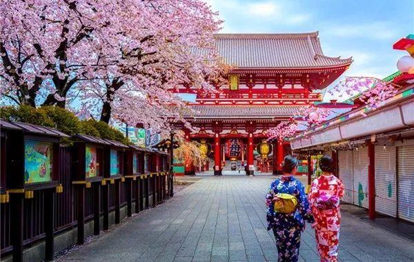 3月旅游热门目的地推荐(国外篇)