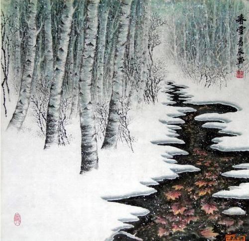 七首描写春天的唐诗,意境很美又经典!