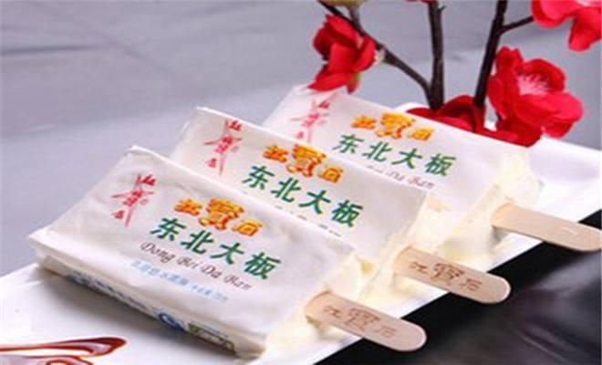 国产复古风的东北大板雪糕火到大江南北,你竟还在吃五羊雪糕