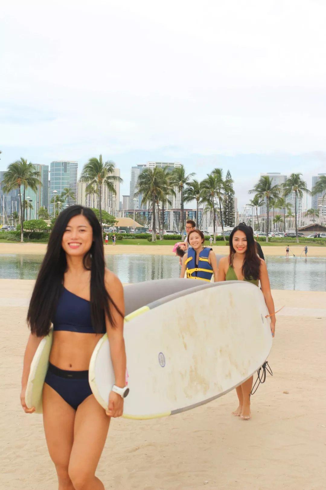 夏威夷这些最受欢迎的热门体验,Shape Girl们全都玩遍了!
