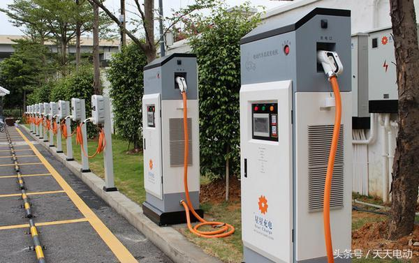 工信部表态:新能源车仍保持高增长态势 今年强推充电设施建设