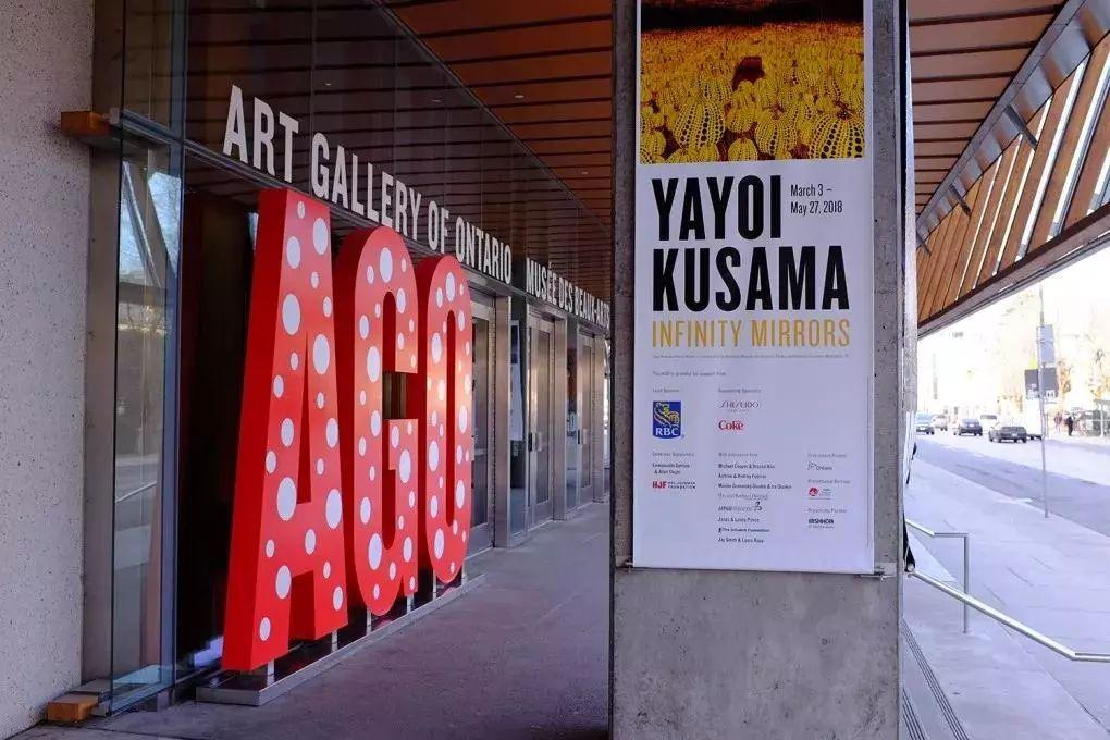 【绝对艺术】草间弥生开启世界巡展模式,三月登陆安大略美术馆图片