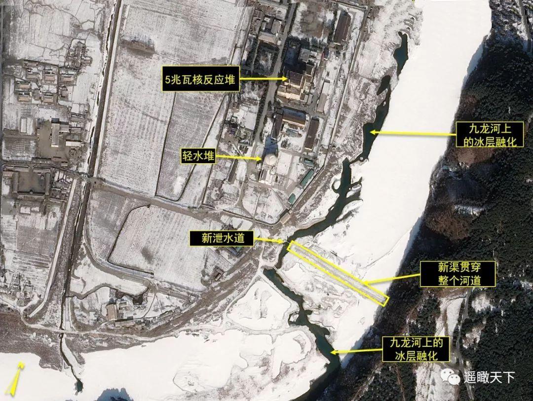 北边不要命:朝鲜宁边核反应堆准备发电!