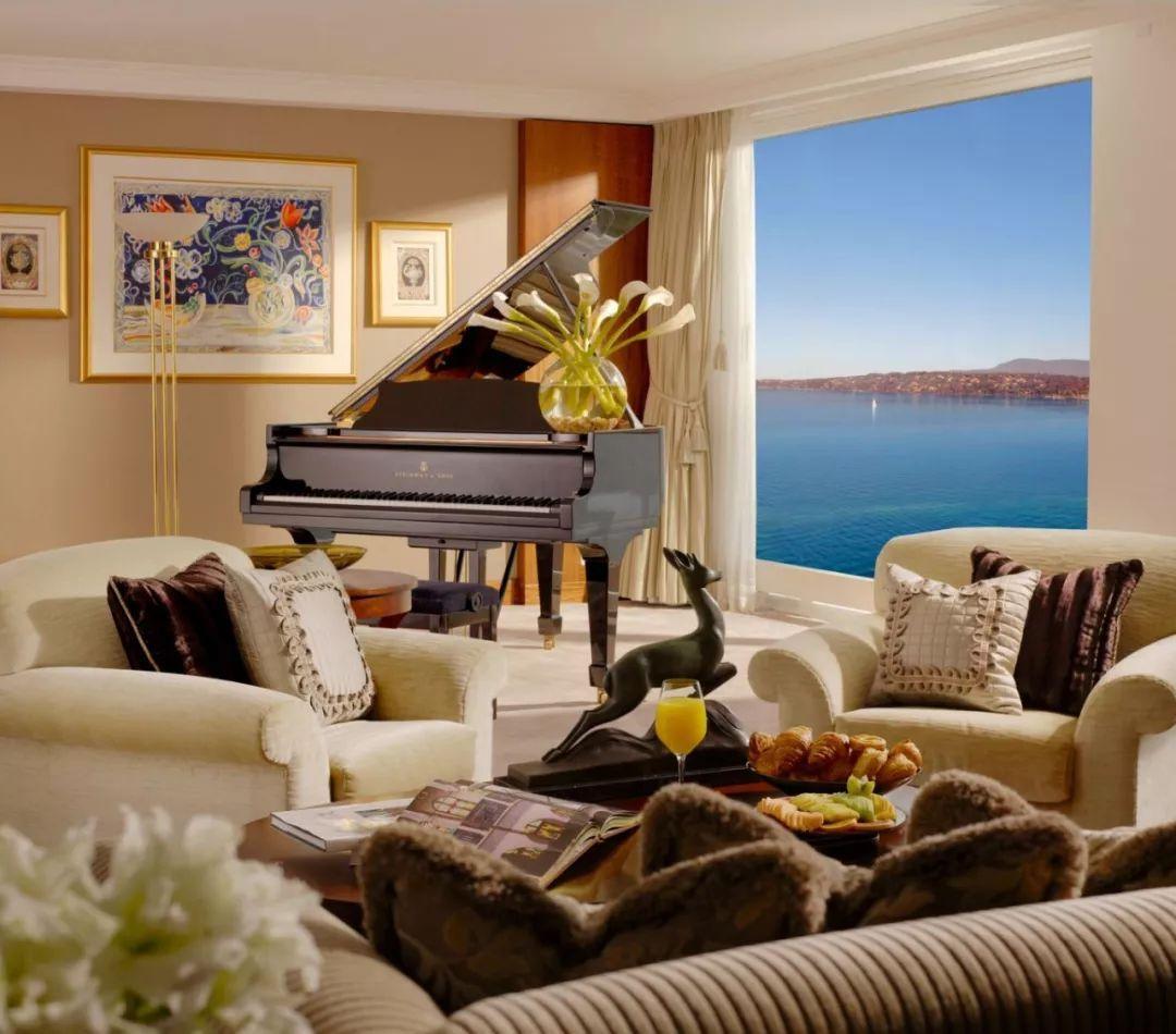 这些全球最贵的酒店,看起来就很好住!