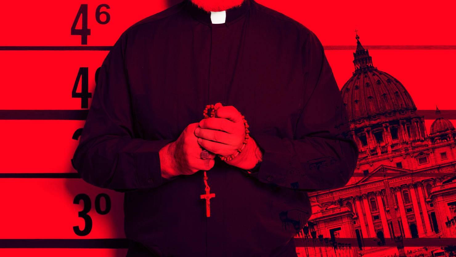 这位虔诚的天主教男妓发声:我的大多数客户都是牧师