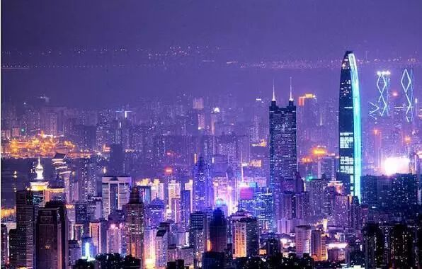 深圳经济总量全国第一_深圳经济特区