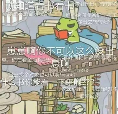 旅行青蛙:每个人都是一座孤独的岛