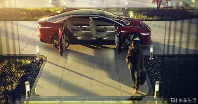 大众发布无人驾驶新车,全车黑科技没方向盘,众泰锁定无效