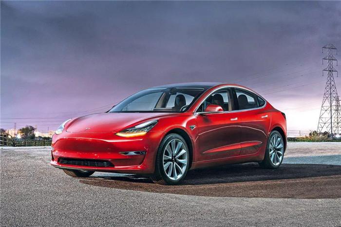 是个电动车就想对标特斯拉 确定不是为了蹭热度?