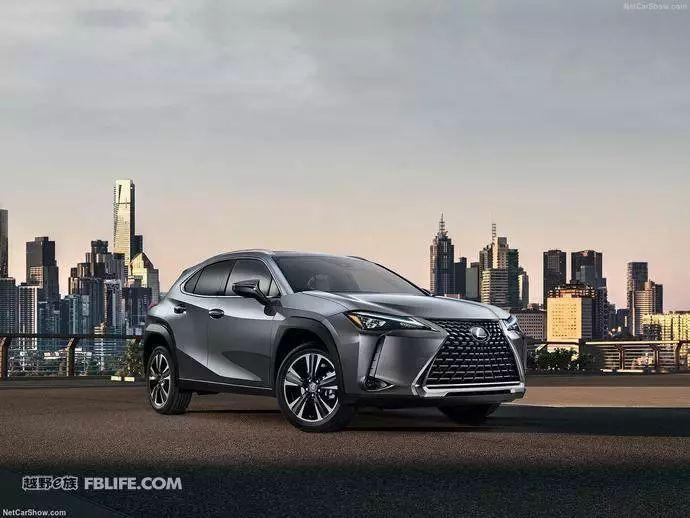 【新车】全新小型SUV 雷克萨斯UX官图解析
