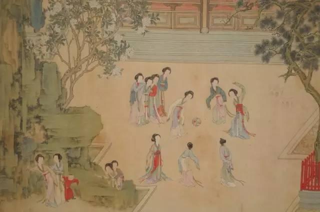 云想衣裳花想容,趁着三八节,品几幅中国古代女性画作 佳节读佳画图片